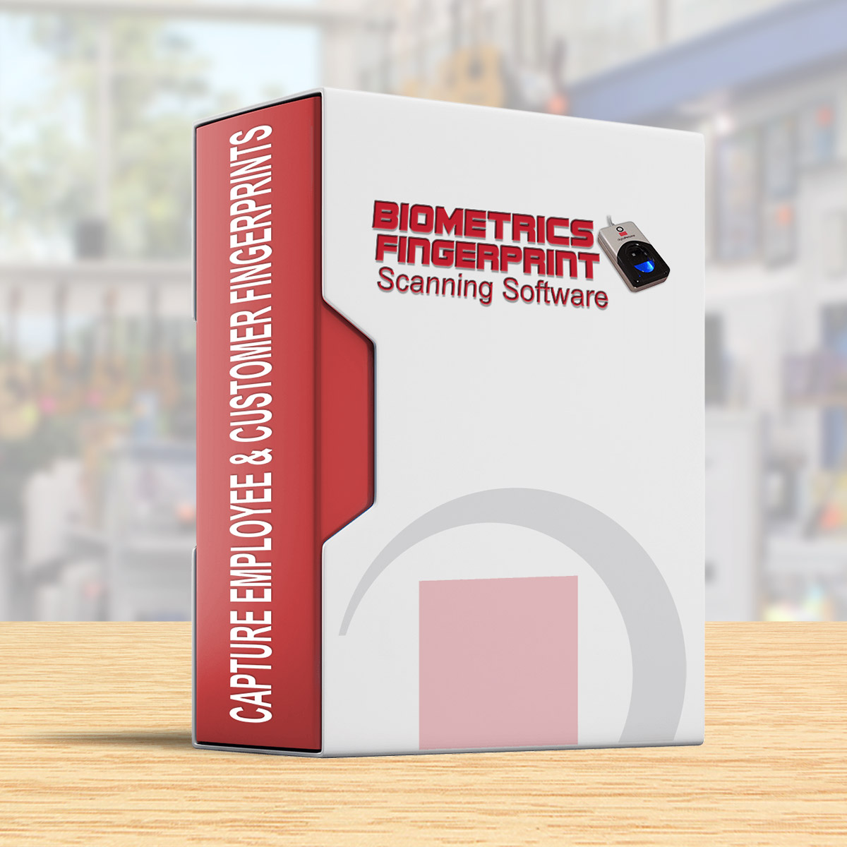 Biometrics Fingerprint Scanning Software   PawnMaster