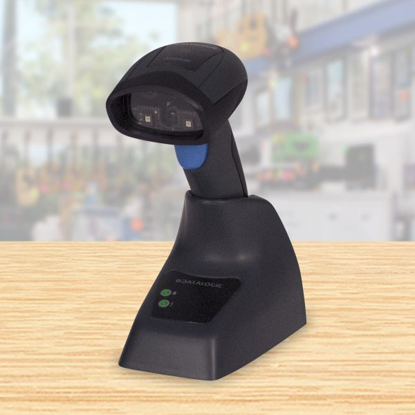 datalogic quick scan wireless barcode 2d id scanner