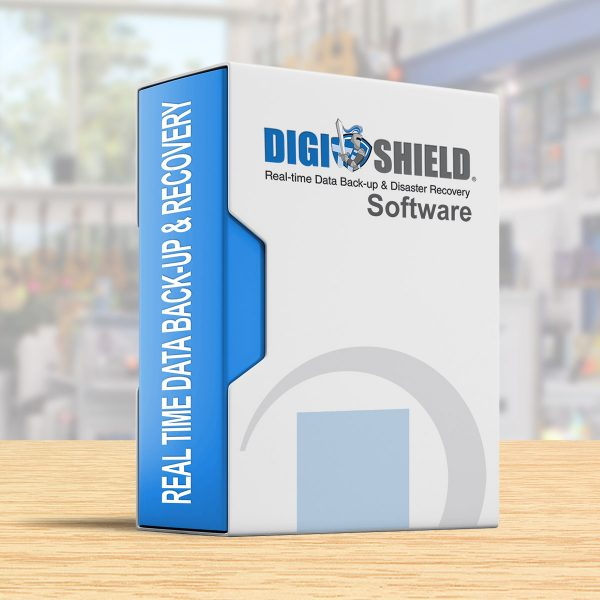 digishield off-site backup