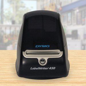 dymo lablewriter 450 printer