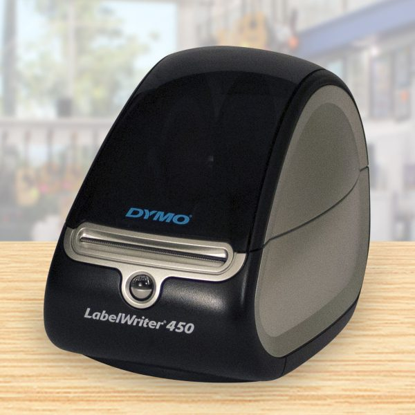 dymo lablewriter 450 printer