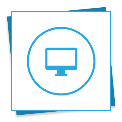 Switch - monitor logo