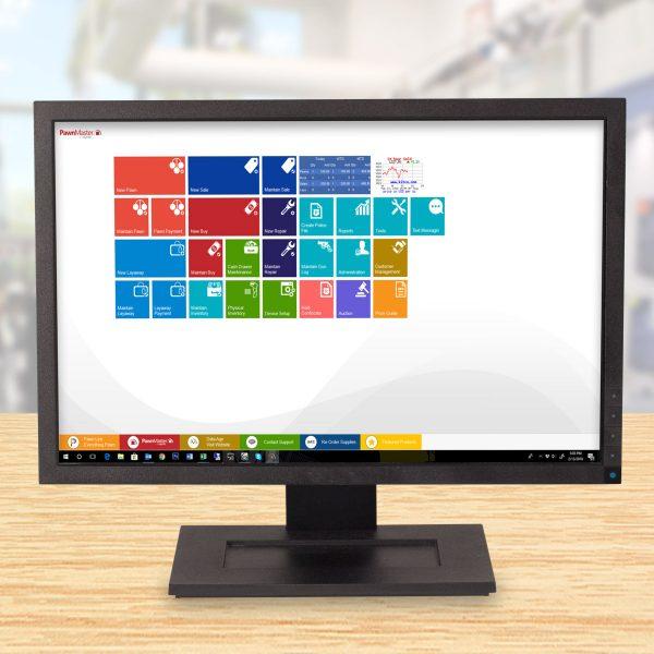 19-inch Widescreen Monitor