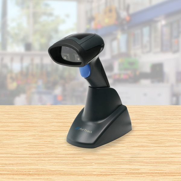 AirTrack S2 Barcode 2d ID Scanner